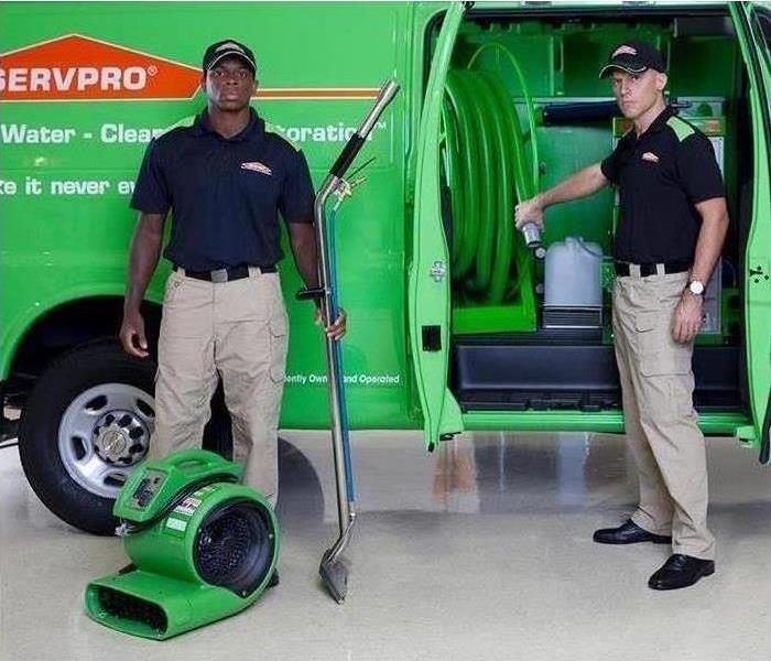 Why SERVPRO SERVPRO's Highly Trained Restoration Specialists