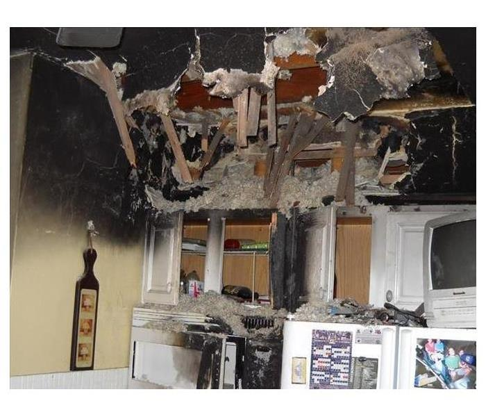 Fire Damage Fire And Smoke Damage Restoration In WI
