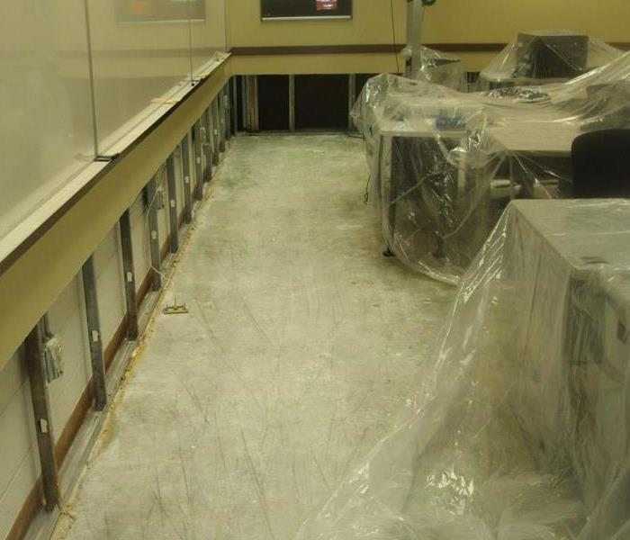 Commercial Water Damage - Commercial